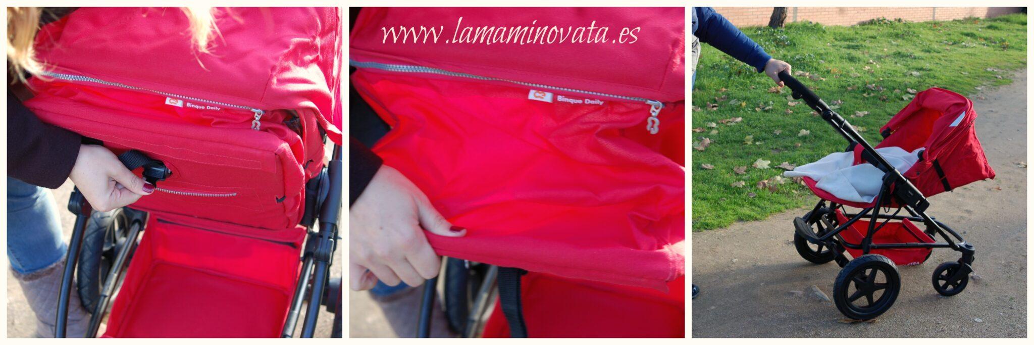 Probamos la silla de paseo Koelstra Binque Daily