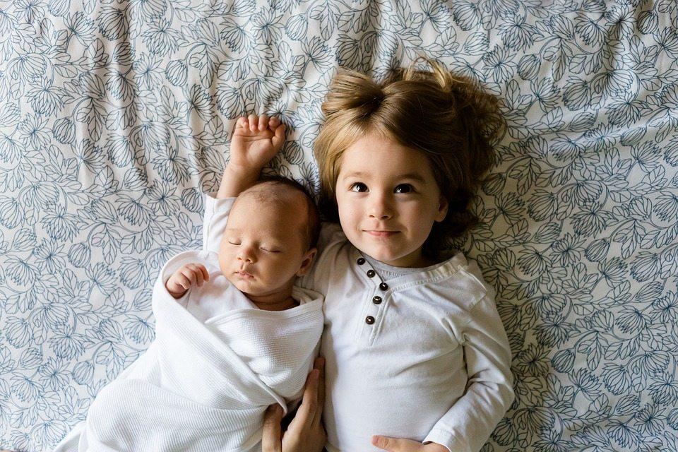 Diferencias entre el primer y segundo hijo