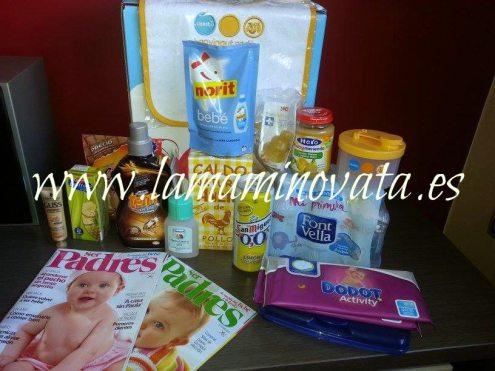 Muestras y canastillas gratis para bebe y embarazada