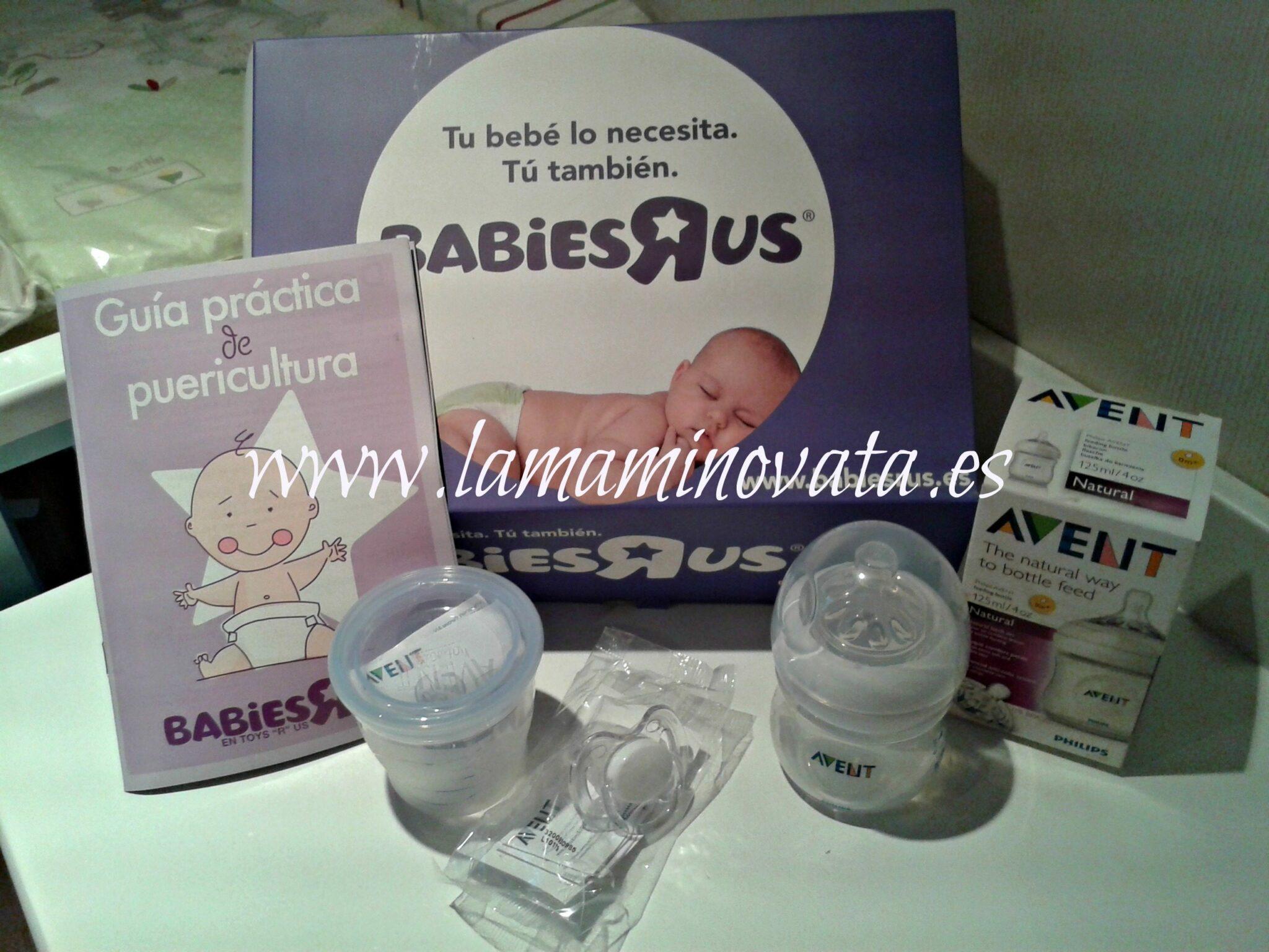 Canastilla bebe gratis 2019 La Mami Novata