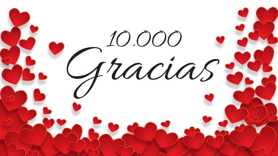 ¡Ya somos 10.000 en Facebook!