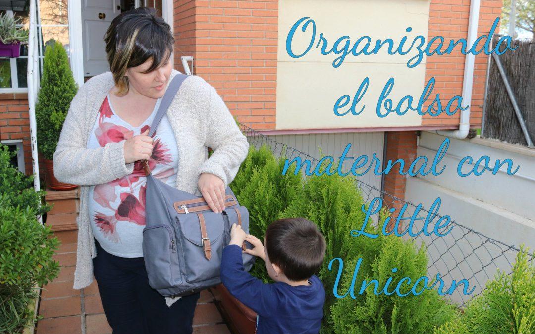 Organizando el bolso maternal con Little Unicorn