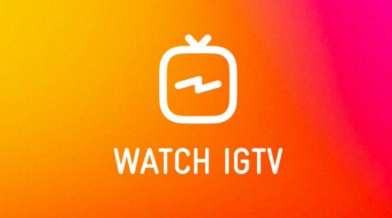 Como funciona IGTV