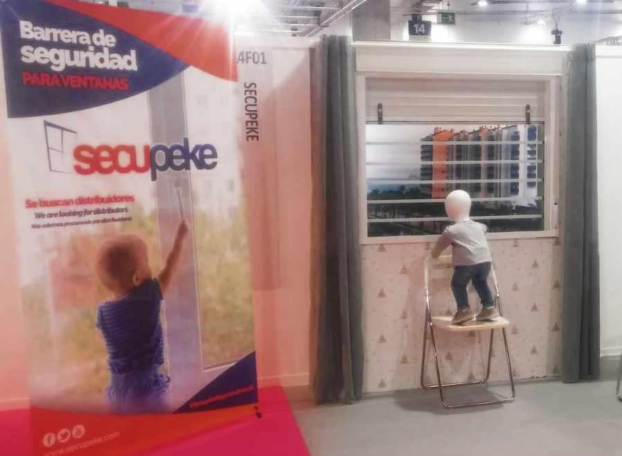 Puericultura Madrid 2018 Secupeke