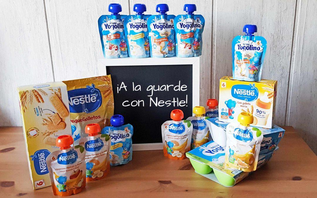 ¡Nestle te lo pone facil!