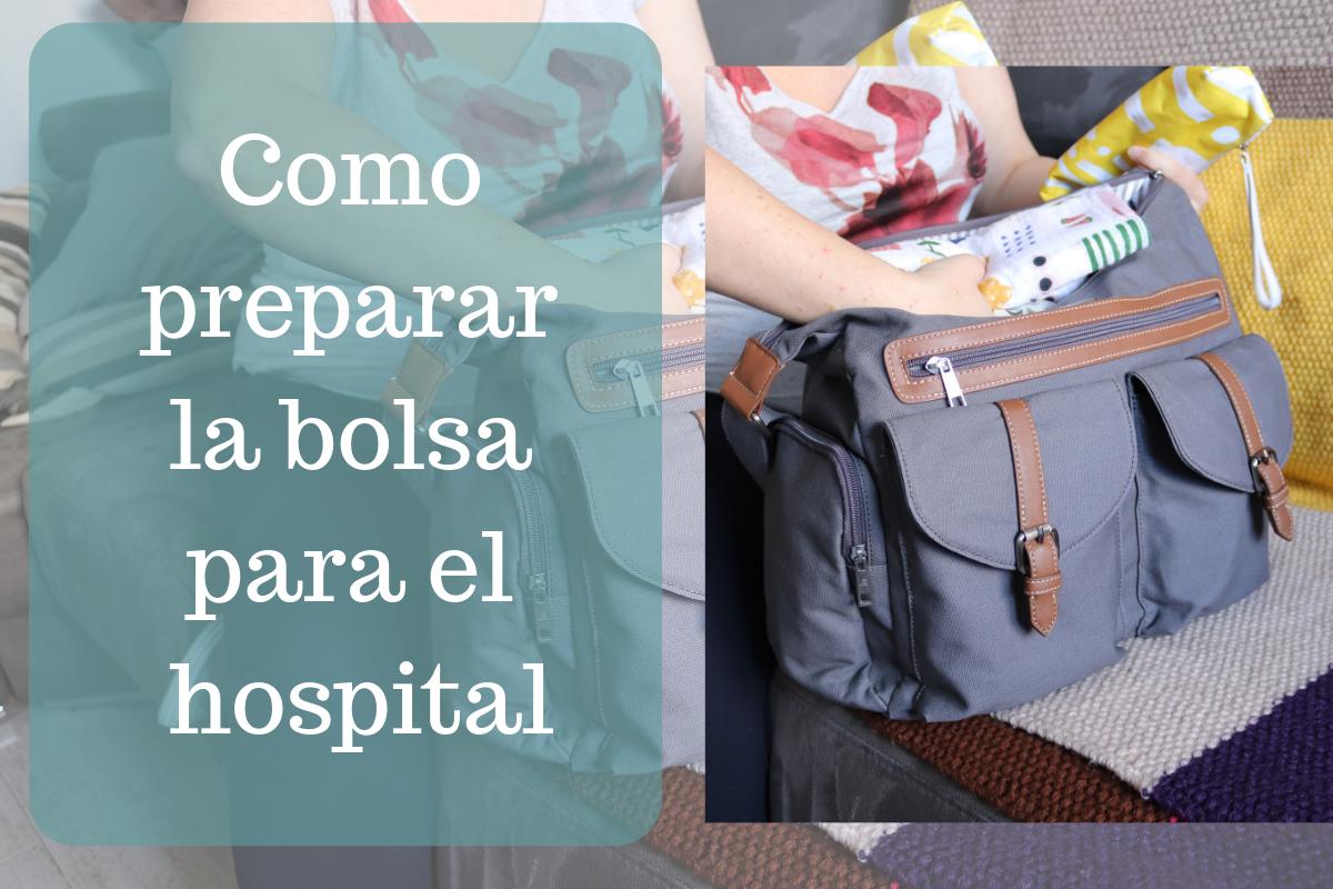 La bolsa o la vida, que llevar al hospital para el parto
