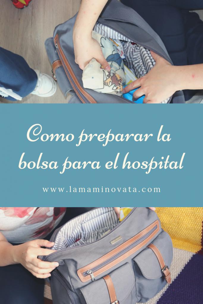 que llevar al hospital para el parto