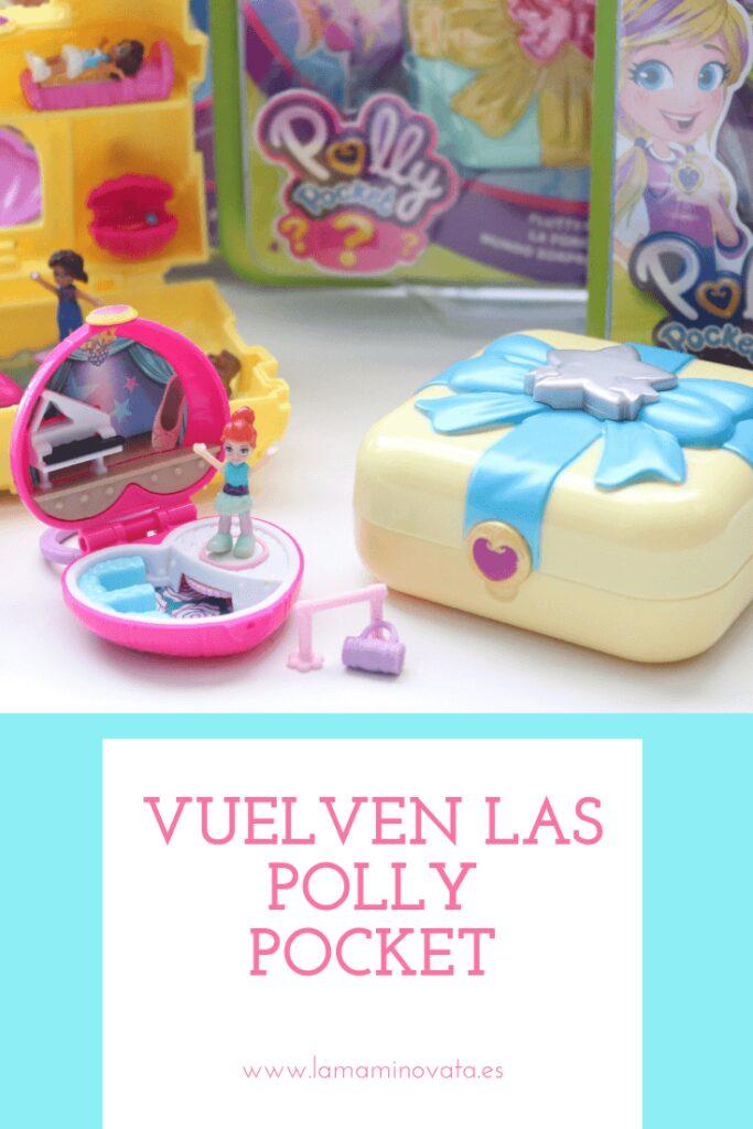 las nuevas Polly Pocket