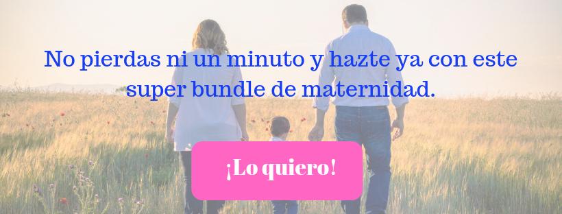 Todo lo que necesitas saber sobre la maternidad
