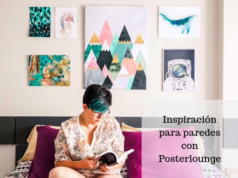 Inspiración para paredes con Posterlounge