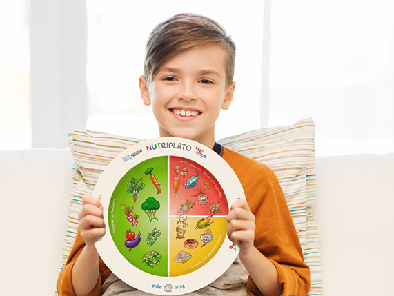 Muestras gratis para bebes y mamas Nutriplato Nestle gratis