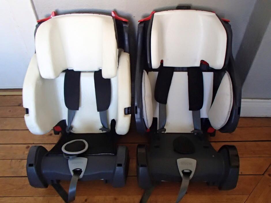 silla de coche para bebe material de absorción de impacto