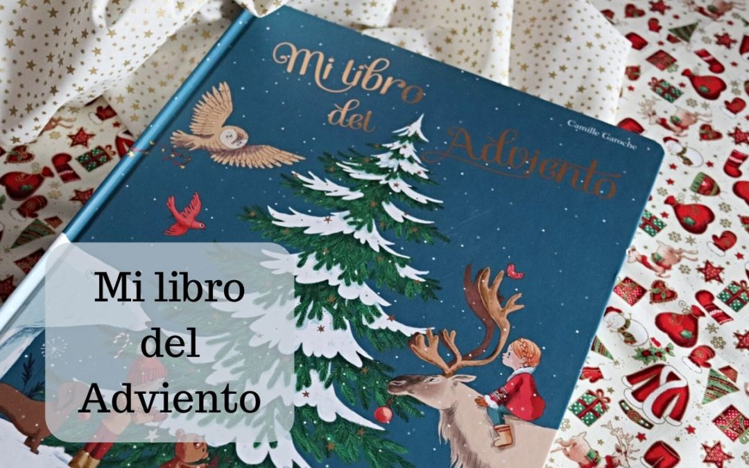 El libro del Adviento para niños