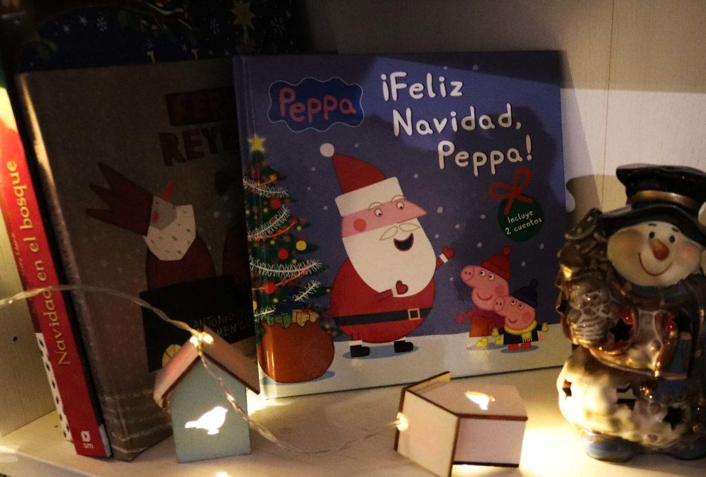 ¡Feliz Navidad Peppa! de Beascoa Editorial