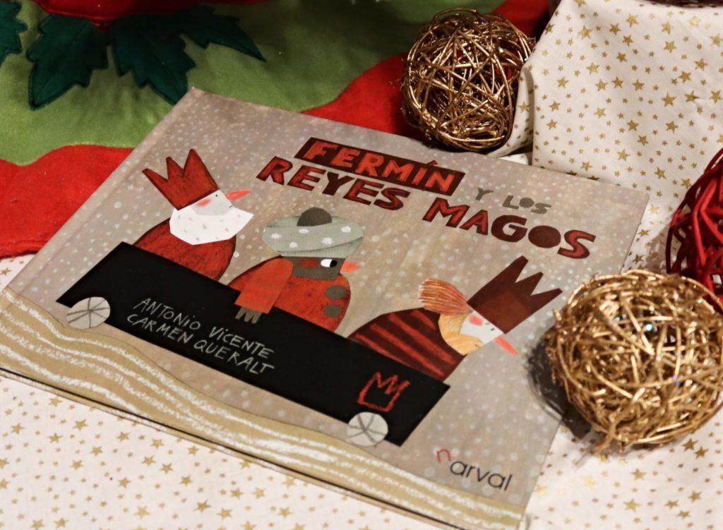 Fermín y los Reyes Magos de Narval Editores