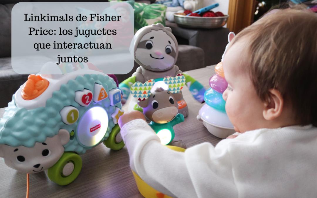Linkimals de Fisher Price: los juguetes que interactuan juntos
