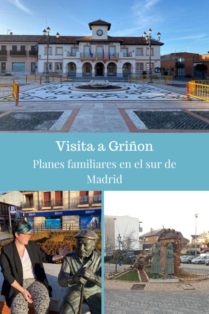 Planes familiares en el sur de Madrid Griñon