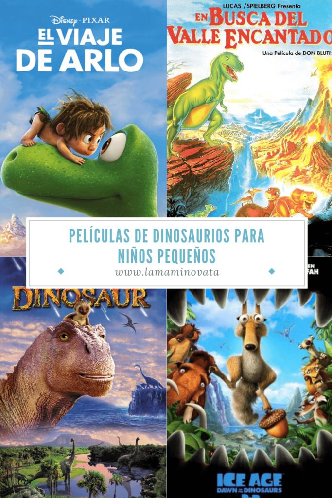 películas de dinosaurios para niños