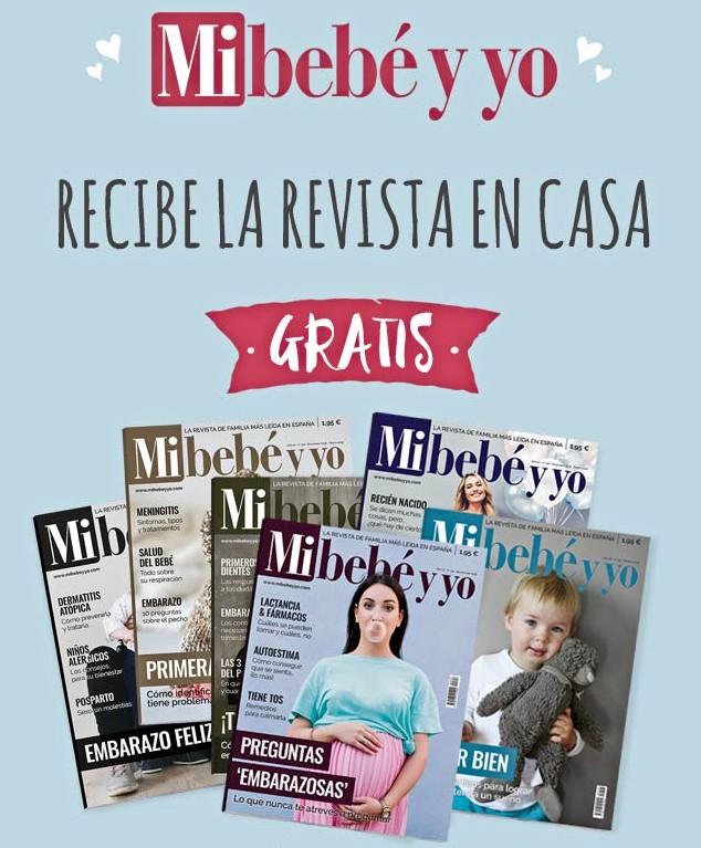 Revistas gratis mi bebe y yo