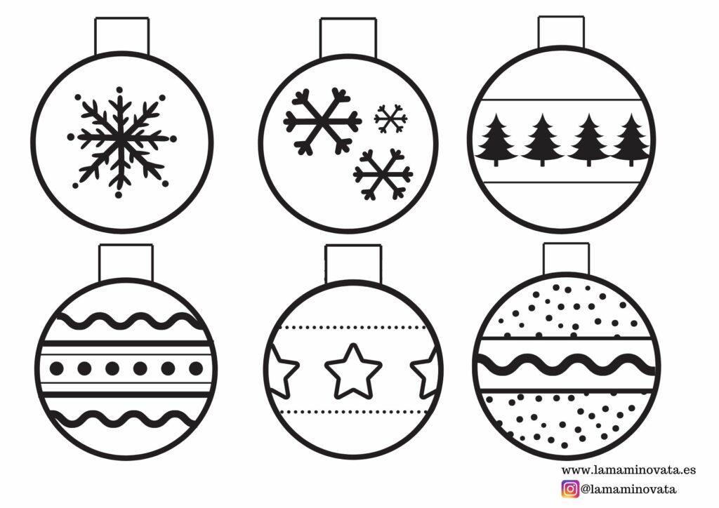 Bolas de navidad gratis