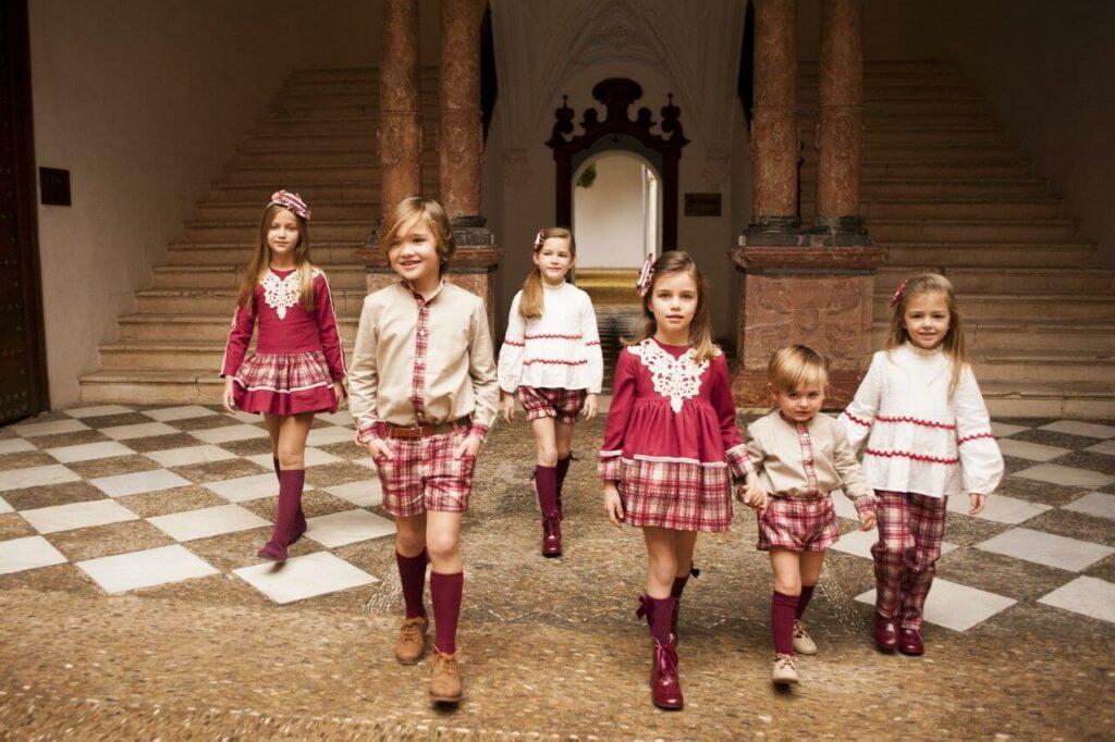 tendencias de ropa infantil